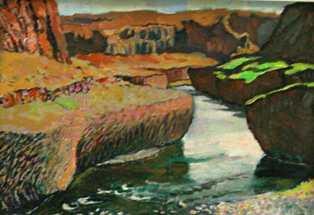 Нарангэрэл - Чулуут гол